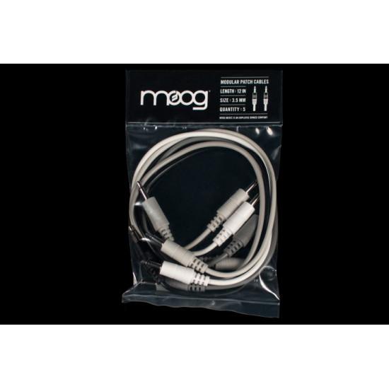 Moog Mother Patch Cable 30 cm 6 Pieces