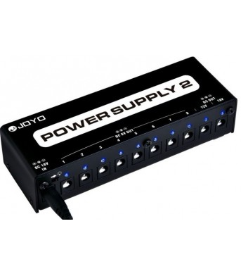 JOYO JP-02 Power Supply 10 Output
