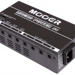 MOOER Macro Power Supply 8 Outputs