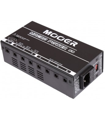 MOOER Macro Power Supply 8 Outputs
