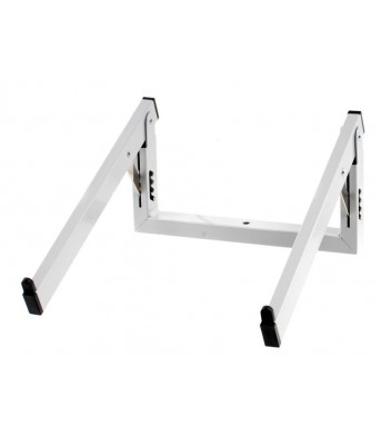 Konig & Meyer 18868 Laptop Stand for Spider PRO Silver
