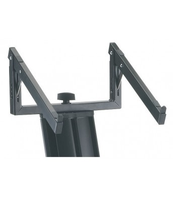 Konig & Meyer 18868 Laptop Stand for Spider PRO Black