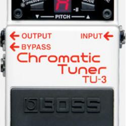 Boss TU-3