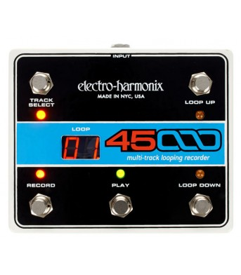 Electro Harmonix 45000 Foot Controller PRE-ORDER 3 DAYS DELIVERY