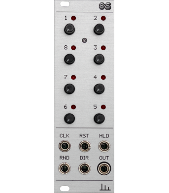 Transient Modules 8S Sequencer