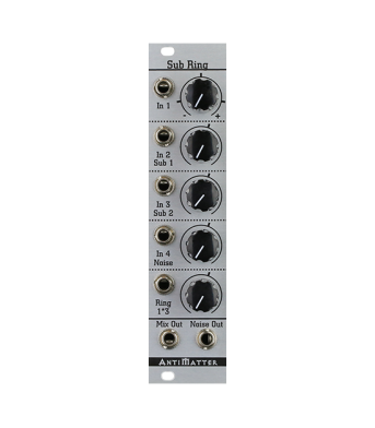 Antimatter Audio Sub Ring Mixer
