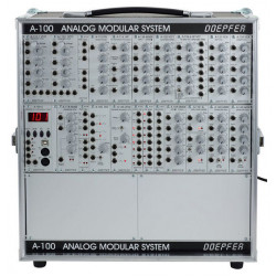 Doepfer A-100BS2-P9 PSU3 Basis System with PSU3
