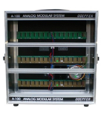 Doepfer A-100P9 PSU3 Case ON DEMAND SHORT TERM DELIVERY