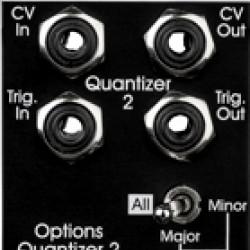 Doepfer A-156 Vintage Dual Control Voltage Quantizer