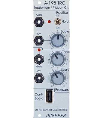 DOEPFER A-198 Trautonium Manual/Ribbon Controller