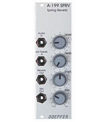 Doepfer A199 Spring Reverb
