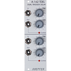 Doepfer A-162 Dual Trigger Delay