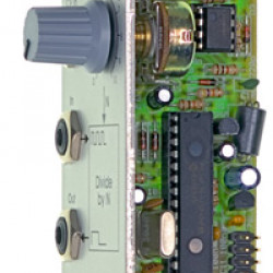 Doepfer A-163 Voltage Controlled Frequency Divider