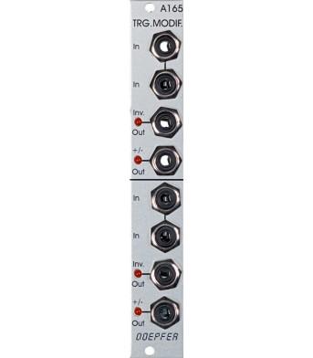 Doepfer A165 Dual Trigger Inverter/Modifier/Level Shifter