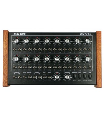 Doepfer Dark Time Blue Sequencer PRE-ORDER 1 WEEK DELIVERY