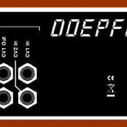 Doepfer Dark Time Red Sequencer