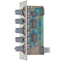 Doepfer A-106-6 Multitype Morphing Filter