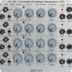Doepfer A-143-1 Complex Envelope Generator / Quad AD-Generator / Quad LFO