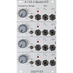 Doepfer A-143-3 Quad LFO