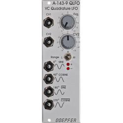 Doepfer A-143-9 Voltage Controlled Quadrature LFO/VCO