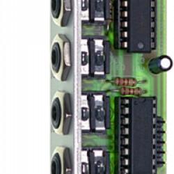 Doepfer A-151 v2 Quad Sequential Switch