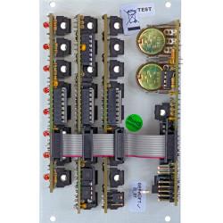 Doepfer A-152 Voltage Addressed Track&Hold / Analog Shift Register (ASR)/ Octal Switch (Multiplexer)