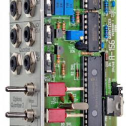 Doepfer A-156 Dual Control Voltage Quantizer