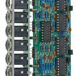 Doepfer A-132-4 Quad Exponential VCA Mixer