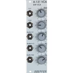 Doepfer A-131 Exponential VCA