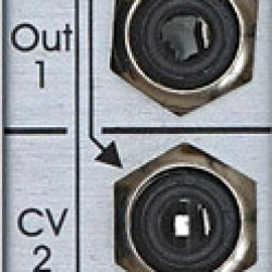 Doepfer A-134-2 Dual Voltage Controlled Crossfader