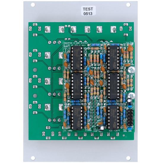 Doepfer A-135-1 Quad VCA Mix