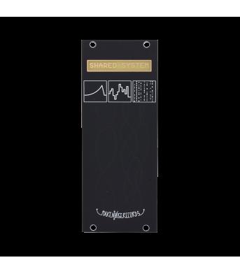 Make Noise 10 hp blind panel