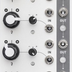 Mutable Instruments Blinds Quadrant Multiplier