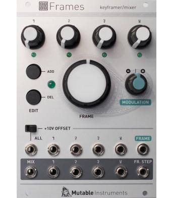 Mutable Instruments Frames Mixer Keyframer
