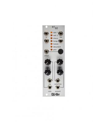 QU-Bit RT-60 Stereo Effect