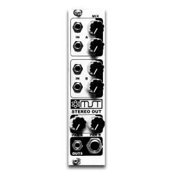 Synthrotek MST Unity Stereo Output Mixer