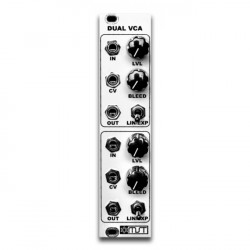 Synthrotek MST 2164 DUAL VCA