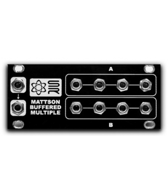 Synthrotek 1U Buffered Multiple