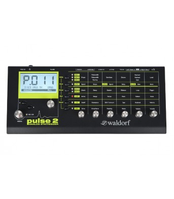 Waldorf Pulse 2 Analogue Desktop