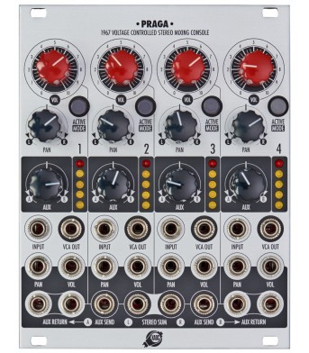 Xaoc Devices praga voltage control mixing console