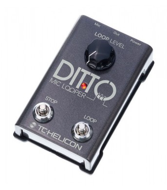 TC Hellicon Ditto Mic Looper