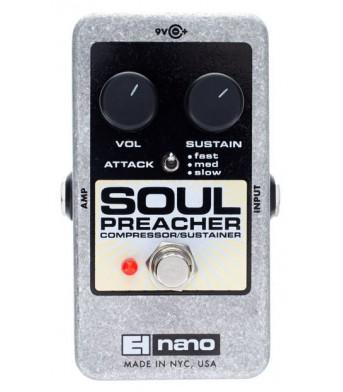 Electro Harmonix Soul Preacher Nano Series