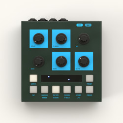 Oto Machines BIM 12bit DELAY