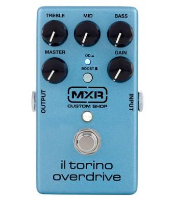 MXR II TORINO Boost/Overdrive