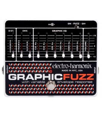 Electro Harmonix Graphic Fuzz PRE-ORDER 3 DAYS DELIVERY