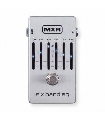 mxr m-109s 6 band eq