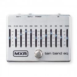 MXR M108S 10-Band Graphic EQ Pedal