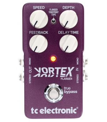 TC Electronic Vortex FLANGER COMING SOON