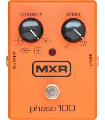 MXR phase 100 shortly available