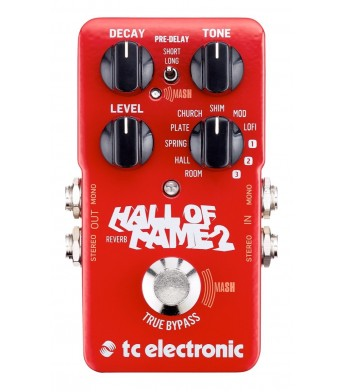 TC Electronic HOF - Hall of Fame 2